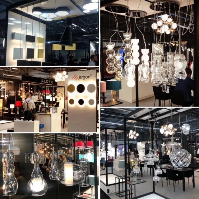 PODZIĘKOWANIE ZA ODWIEDZINY STOISKA ARGON LAMPY NA TARGACH WARSAW HOME 2018